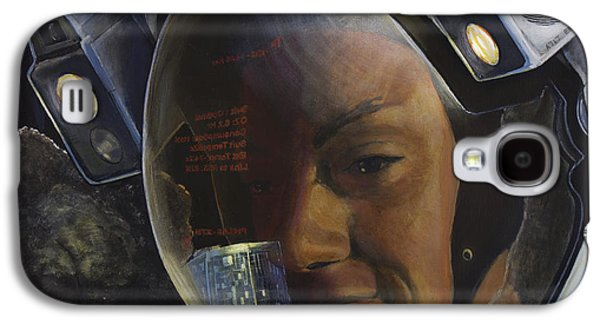 Phila Galaxy S4 Cases - Return to Philae Galaxy S4 Case by Simon Kregar