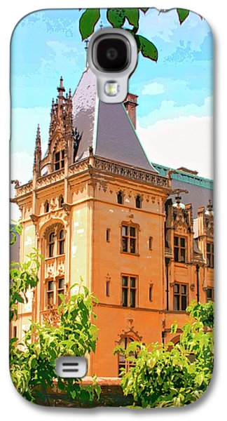 Asheville Galaxy S4 Cases - REVIVAL BILTMORE Asheville NC Galaxy S4 Case by William Dey