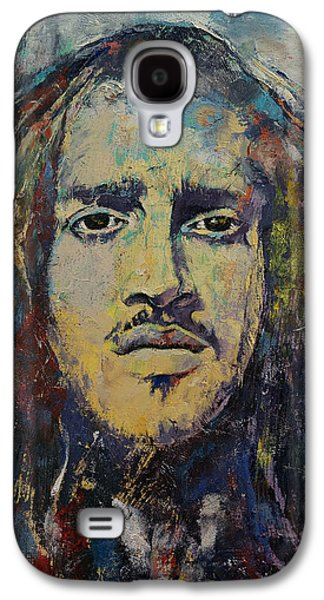 Jamaican Paintings Galaxy S4 Cases - Revolution Galaxy S4 Case by Michael Creese