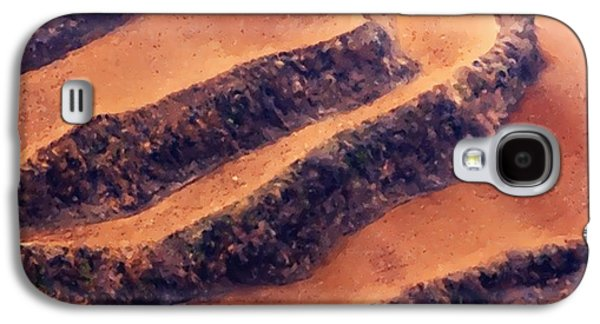 Ancient Galaxy S4 Cases - Rice terraces of yuanyang 5 Galaxy S4 Case by Lanjee Chee