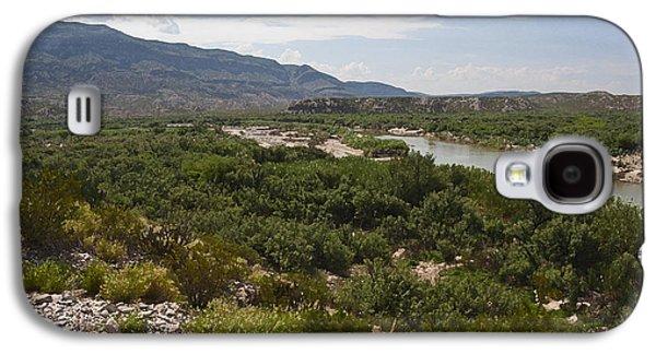 Photography Digital Art Galaxy S4 Cases - Rio Grand River Galaxy S4 Case by Gary Grayson