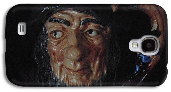 Mug Ceramics Galaxy S4 Cases - Rip Van Winkle Galaxy S4 Case by Dotti Hannum