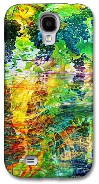 Ripened Vines Galaxy S4 Case by PainterArtist FIN