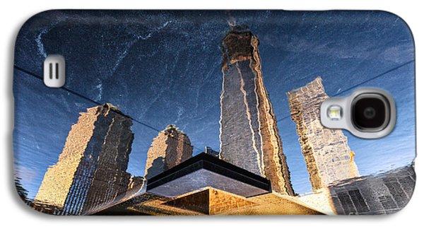 Winter Prints Photographs Galaxy S4 Cases - Rising up Galaxy S4 Case by John Farnan