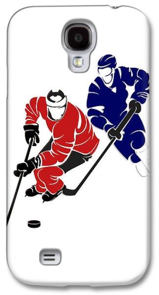 Rivalries Senators And Maple Leafs Galaxy S4 Case by Joe Hamilton
