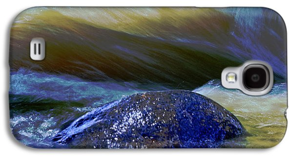 Poudre Galaxy S4 Cases - River of Colors Galaxy S4 Case by David Kehrli