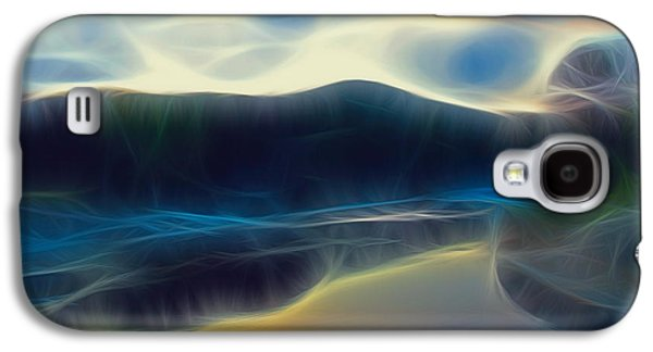 Dreamscape Galaxy S4 Cases - River of Dreams and Wishes Galaxy S4 Case by Wendy J St Christopher