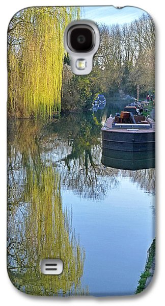 Reflections In River Galaxy S4 Cases - River Reflections  Galaxy S4 Case by Gill Billington