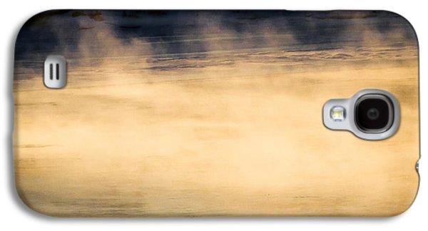 Dreamscape Galaxy S4 Cases - River Smoke Galaxy S4 Case by Bob Orsillo