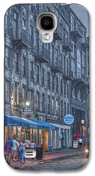 Slavery Galaxy S4 Cases - River Street Galaxy S4 Case by Tree Hughes