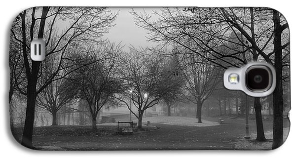 Quiet Time Photographs Galaxy S4 Cases - RIVERFRONT PARK of SPOKANE Galaxy S4 Case by Daniel Hagerman
