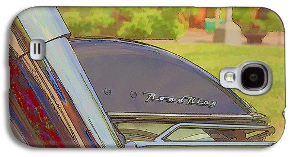 Fort Collins Digital Galaxy S4 Cases - Road King Galaxy S4 Case by J Michael Nettik
