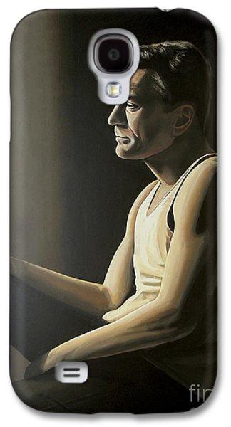 Robert De Niro Galaxy S4 Case by Paul Meijering