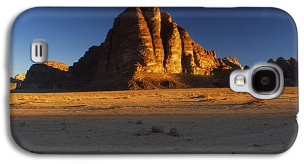 Ancient Galaxy S4 Cases - Rock Formations On A Landscape, Seven Galaxy S4 Case by Panoramic Images