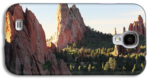 Fault Galaxy S4 Cases - Rock of Ages Galaxy S4 Case by Eric Glaser