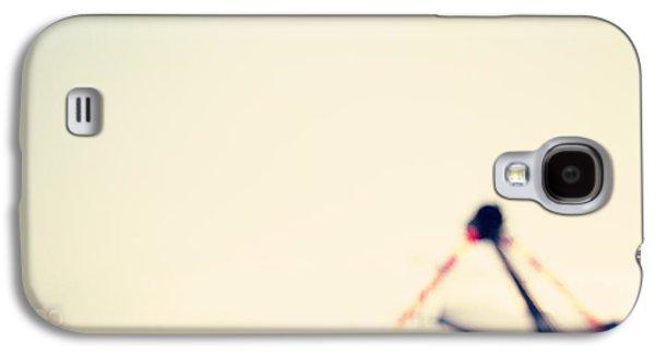 Original Photographs Galaxy S4 Cases - Rocket Man Galaxy S4 Case by Kim Fearheiley