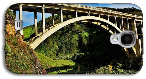Pch Galaxy S4 Cases - Rocky Creek Bridge Galaxy S4 Case by Benjamin Yeager