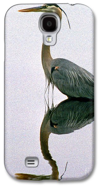Photos Of Birds Galaxy S4 Cases - Roll Reversal Galaxy S4 Case by Skip Willits