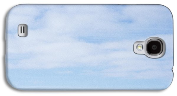 Contour Farming Galaxy S4 Cases - Rolling Hills Winter Galaxy S4 Case by Latah Trail Foundation