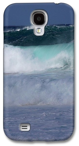 Rolling Thunder Galaxy S4 Case by Karen Wiles