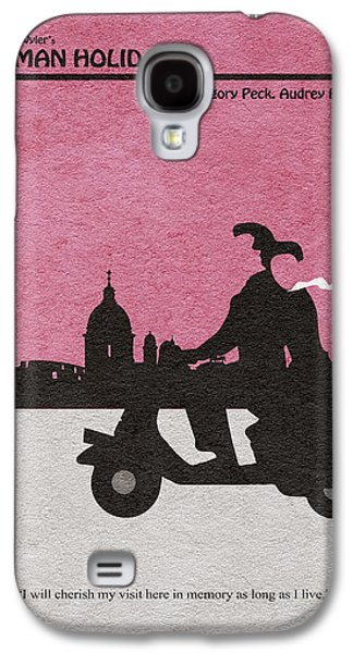 Roman Holiday Galaxy S4 Case by Ayse Deniz