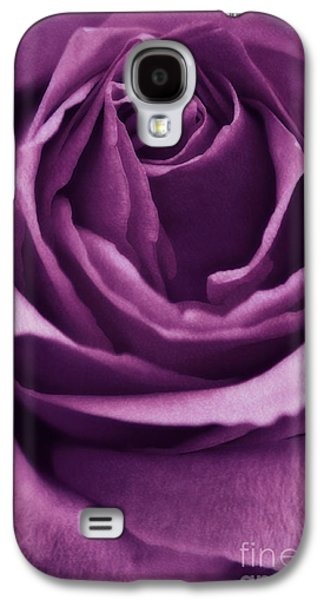 Roses Galaxy S4 Cases - Romance III Galaxy S4 Case by Angela Doelling AD DESIGN Photo and PhotoArt