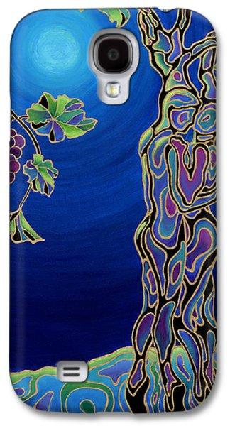 Pairings Galaxy S4 Cases - Romance on the Vine Galaxy S4 Case by Sandi Whetzel