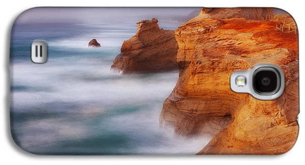 Pacific Ocean Prints Galaxy S4 Cases - Romancing the Stone Galaxy S4 Case by Darren  White