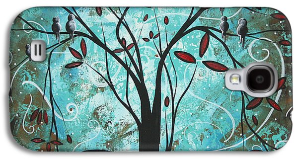 Decorate Galaxy S4 Cases - Romantic Evening by MADART Galaxy S4 Case by Megan Duncanson