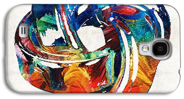 Wife Galaxy S4 Cases - Romantic Love Art - The Love Knot - By Sharon Cummings Galaxy S4 Case by Sharon Cummings