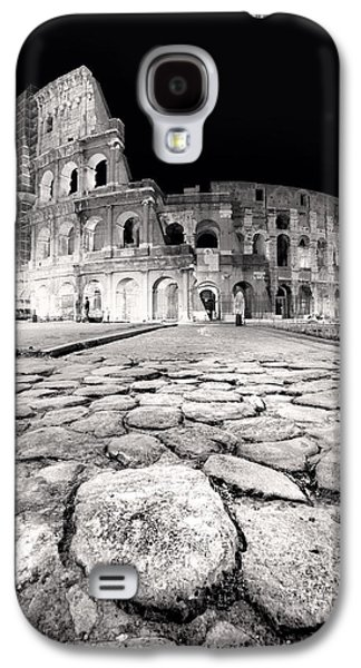Rome Galaxy S4 Cases - Rome Colloseum Galaxy S4 Case by Nina Papiorek