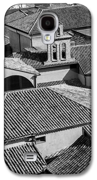 Ancient Galaxy S4 Cases - Rooftops of the Toledo. Spain Galaxy S4 Case by Zina Zinchik