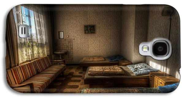 Haunted House Digital Galaxy S4 Cases - Room 13 Galaxy S4 Case by Nathan Wright