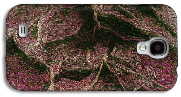 R. Mclellan Photography Galaxy S4 Cases - Roots of Fantasy Galaxy S4 Case by R McLellan