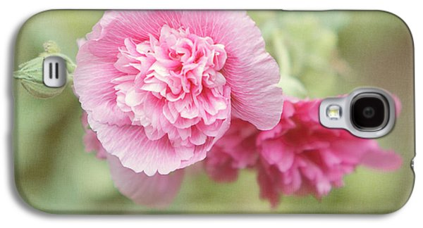 Althea Galaxy S4 Cases - Rose of Sharon Galaxy S4 Case by Kay Pickens