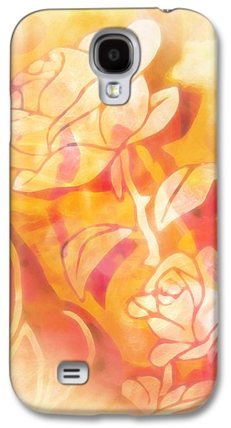 Home Decor Galaxy S4 Cases - Roselook Galaxy S4 Case by Home Decor