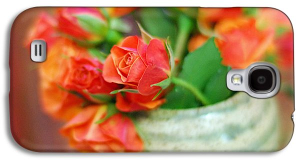 Roses Galaxy S4 Case by Lisa Phillips