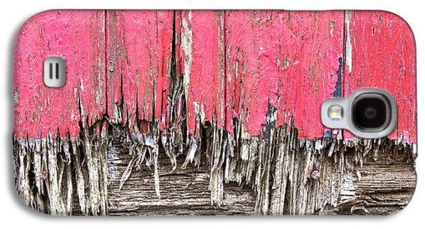 Torn Galaxy S4 Cases - Rotten wood Galaxy S4 Case by Tom Gowanlock