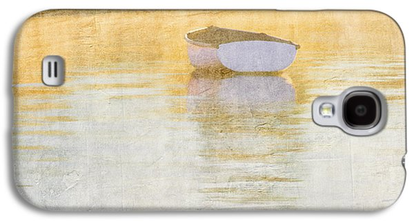 Martha Galaxy S4 Cases - Rowboat in the Summer Sun Galaxy S4 Case by Carol Leigh