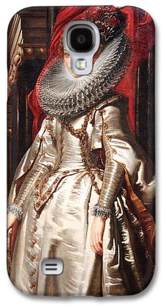 Peter Paul (1577-1640) Galaxy S4 Cases - Rubens Marchesa Brigida Spinola Doria Galaxy S4 Case by Cora Wandel