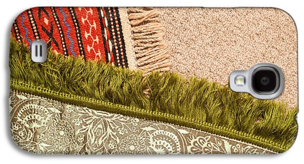 Persian Carpet Galaxy S4 Cases - Rugs Galaxy S4 Case by Tom Gowanlock