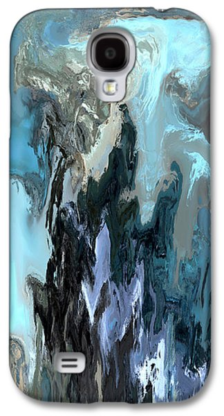 Abstract Forms Galaxy S4 Cases - Ruin Galaxy S4 Case by Kevin Trow