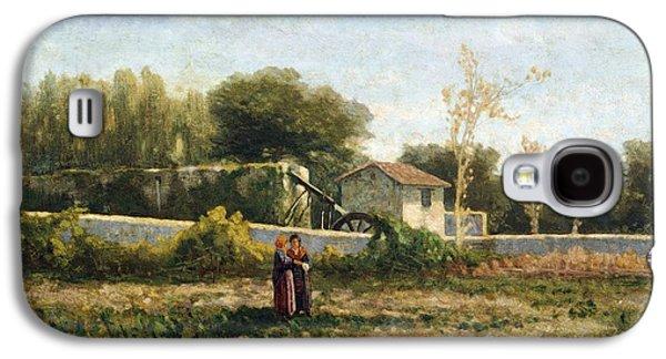Rural Landscape Galaxy S4 Case by Ernesto Rayper