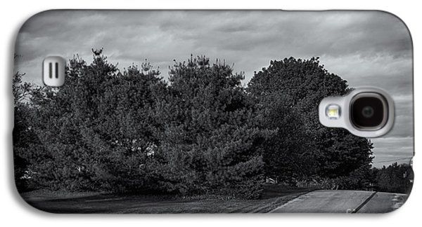 Rural Maine Roads Galaxy S4 Cases - Rural Road 52 Galaxy S4 Case by Mark Myhaver