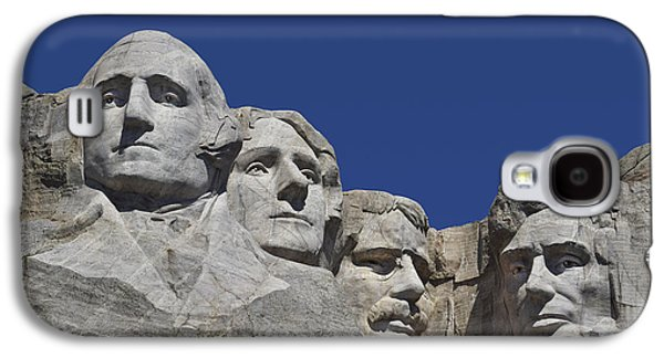 Fab Four Galaxy S4 Cases - Rushmore Galaxy S4 Case by Skip Hunt