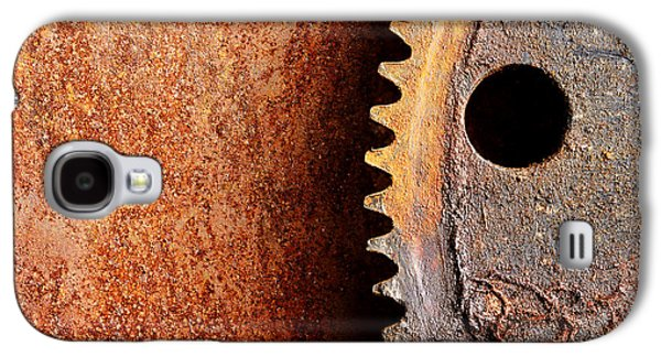 Rusted Gear Galaxy S4 Case by Jim Hughes