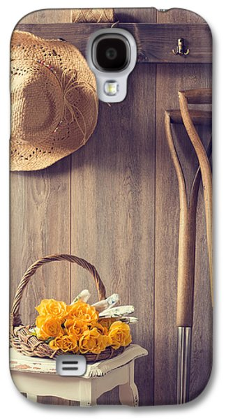 Shed Galaxy S4 Cases - Rustic Shed Galaxy S4 Case by Amanda And Christopher Elwell