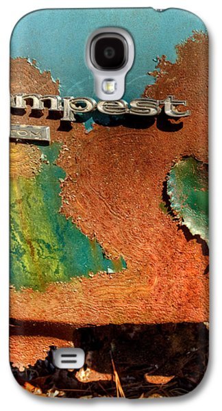 Tempest Galaxy S4 Cases - Rusty Blue Tempest Galaxy S4 Case by Greg Mimbs