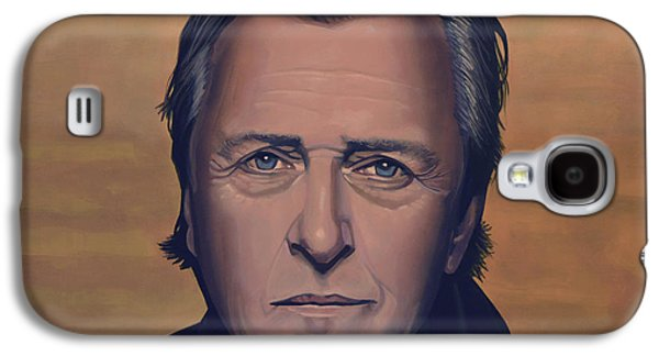 Fury Galaxy S4 Cases - Rutger Hauer Galaxy S4 Case by Paul  Meijering