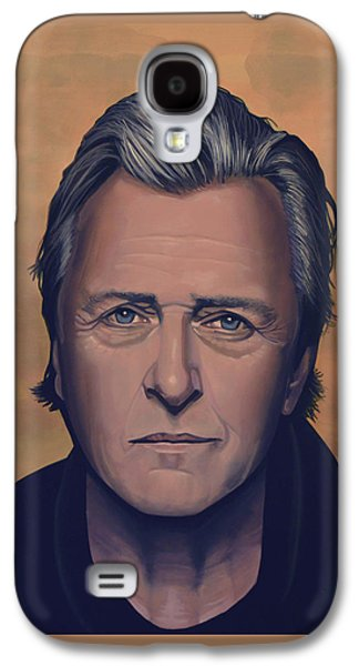 Rutger Hauer Galaxy S4 Case by Paul Meijering